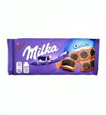 שוקולד מילקה עוגיות