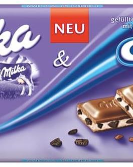 שוקולד מילקה אוראו 92 גר
